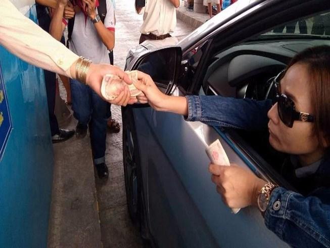 Nữ tài xế khiến BOT Cai Lậy phải xả trạm lần thứ 7