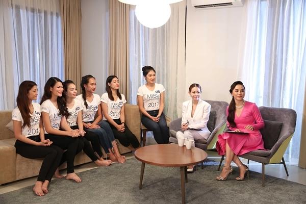 Tôi là Hoa hậu Hoàn vũ Việt Nam 5