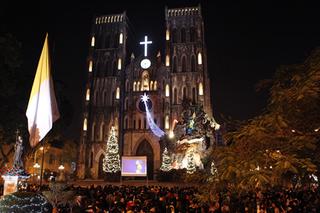 Địa điểm đi vui chơi giáng sinh ở Hà Nội ngay khu trung tâm