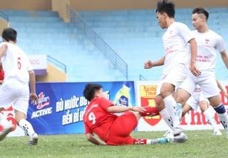 Chung kết Giải bóng đá học sinh Hà Nội tranh Cup Number 1 Active lần thứ 17