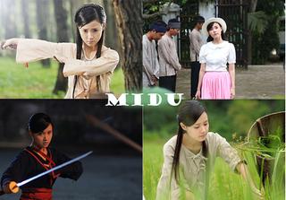 Midu - Mỹ nhân cổ trang màn ảnh Việt