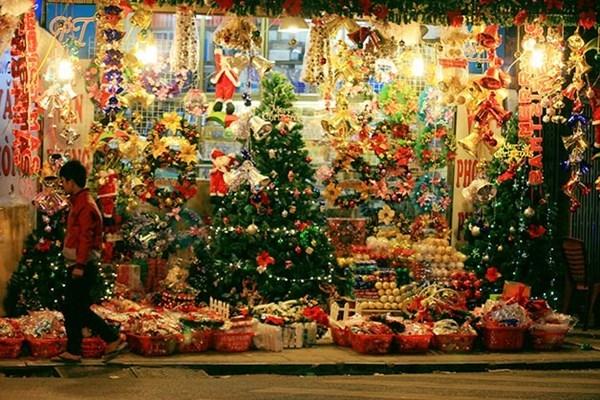 Các địa điểm vui chơi đón giáng sinh ở Sài Gòn