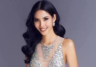 Hoàng Thùy là hoa hậu thứ 2 người Thanh Hóa nếu đăng quang Hoa hậu Hoàn vũ Việt Nam 2017?