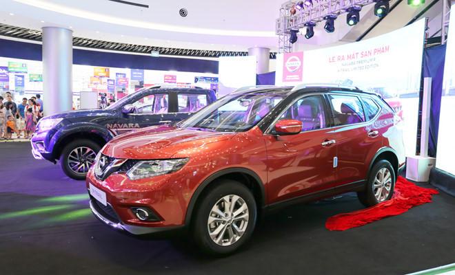 Nissan X-trail giảm giá 127 triệu, xuống kịch sàn dịp cuối năm