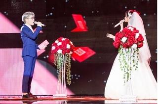 Hòa Minzy hóa công chúa sánh đôi cùng Hoàng Tử điển trai trong Cặp Đôi Hoàn Hảo