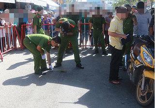 Một cán bộ của Bộ Công an bị tấn công bằng côn nhị khúc