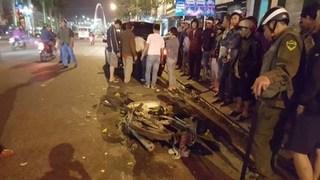 Đà Nẵng: Truy tìm nữ tài xế lái xe bỏ trốn sau khi gây ra vụ tai nạn nghiêm trọng