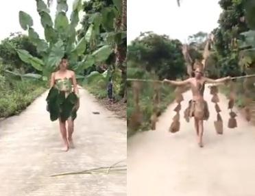 Victoria's Secret cây nhà lá vườn gây bão cư dân mạng