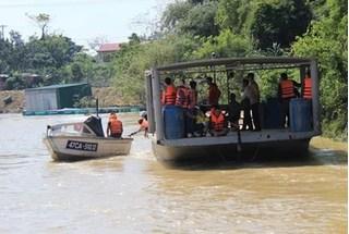 Từ Thanh Hóa vào Đắk Lắk  thăm bạn, người đàn ông đuối nước thương tâm