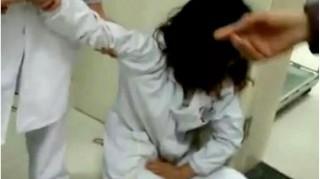 Vợ quan chức đánh đập y tá mang bầu suýt sẩy thai
