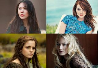 Điểm danh những nữ diễn viên gây sốt nhất năm 2017