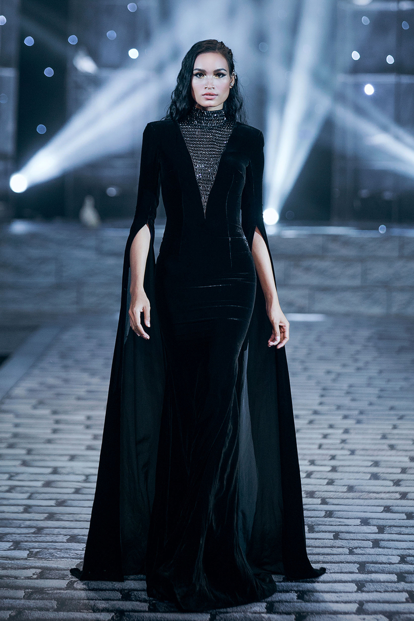 Những nữ thần quyến rũ của Nhà thiết kế Chung Thanh Phong trong show Shes A Goddess 8