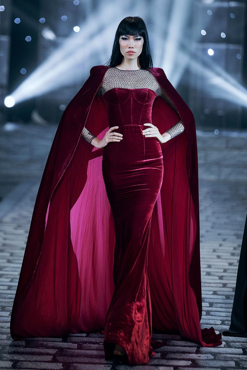 Những nữ thần quyến rũ của Nhà thiết kế Chung Thanh Phong trong show Shes A Goddess 7