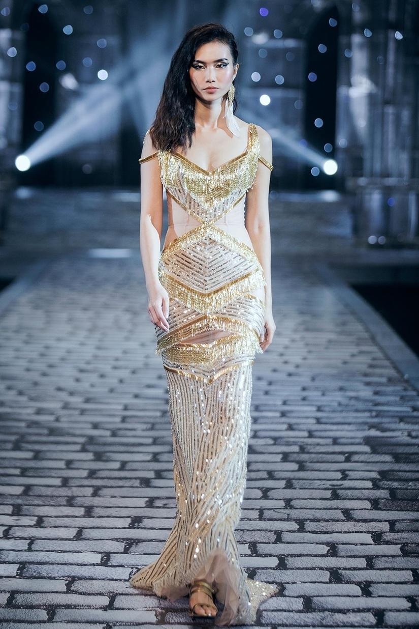Những nữ thần quyến rũ của Nhà thiết kế Chung Thanh Phong trong show Shes A Goddess 6