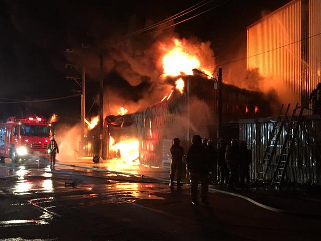 cháy nhà máy Đài Loan khiến công nhân Việt tử vong
