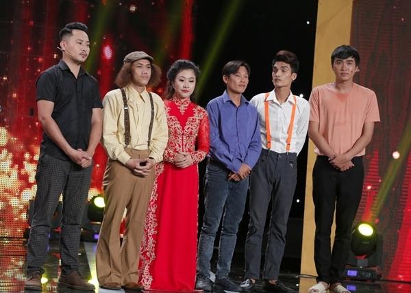 Cười Xuyên Việt – Tiếu Lâm Hội 9