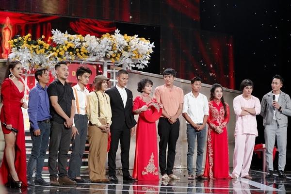 Cười Xuyên Việt – Tiếu Lâm Hội 6