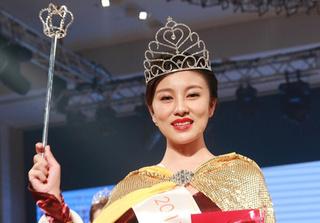 Tân Hoa hậu Trung Quốc bị chê vì nhan sắc vừa già, vừa xấu