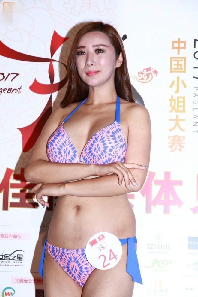 Hoa hậu Trung Quốc 5