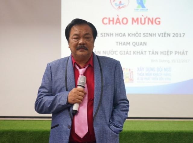 Top 45 Hoa khôi sinh viên giao lưu với tác giả Chuyện nhà Dr Thanh 1