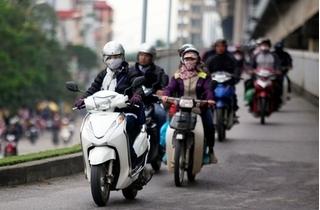 Không khí lạnh tăng cường đến Bắc Bộ, Hà Nội thấp nhất 9 độ C