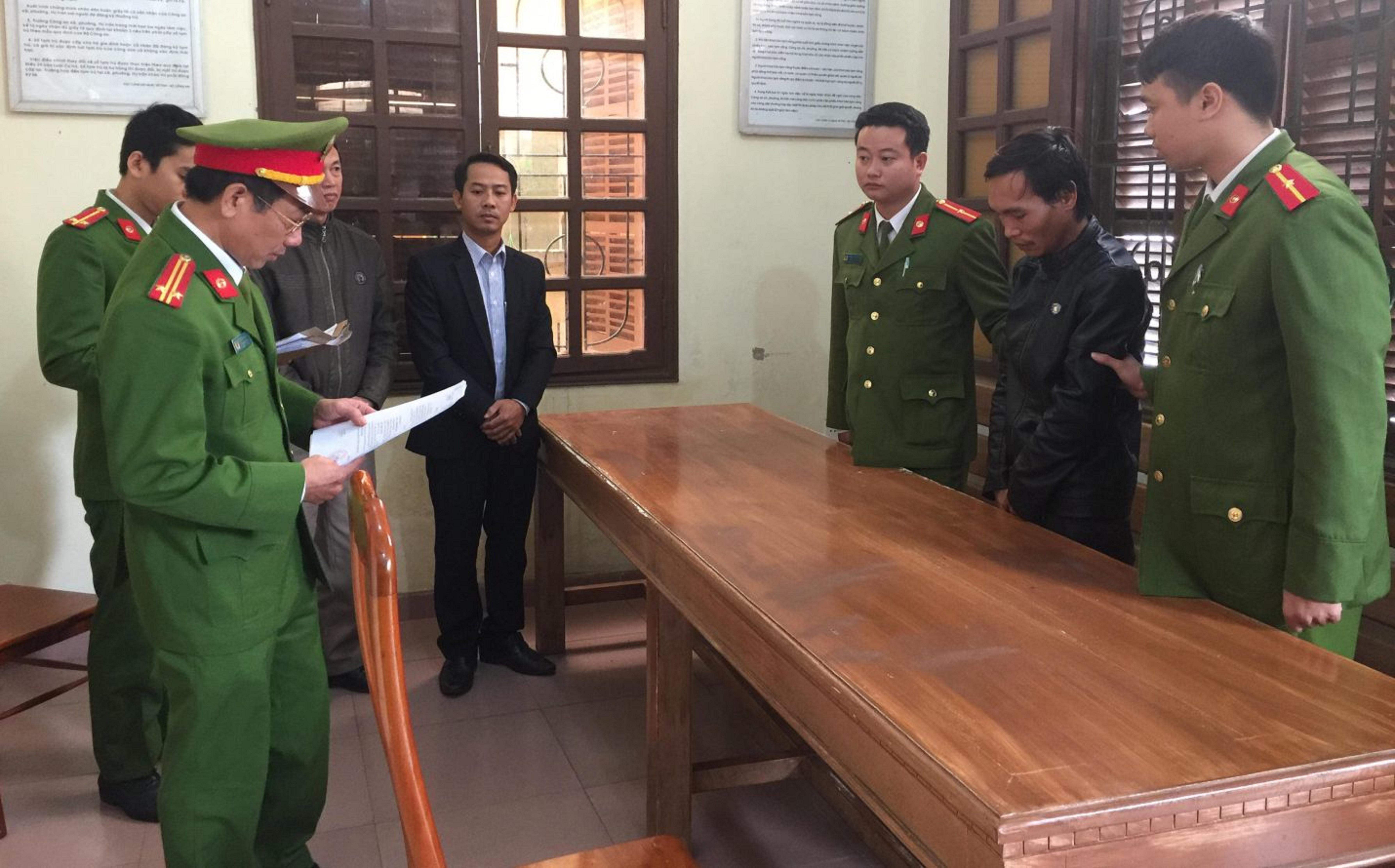 Khởi tố kẻ giết bạn chôn xác rúng động tại Quảng Bình