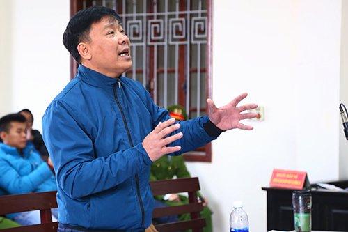 Tài xế khởi kiện CSGT tỉnh Hòa Bình lên tiếng sau phiên sơ thẩm