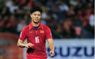 Không đoạt quả bóng vàng Việt Nam 2017 là điều tốt cho Công Phượng