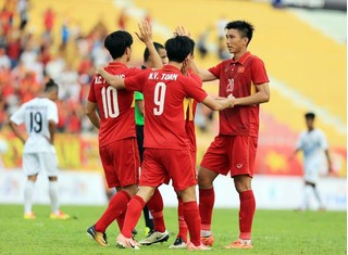 Báo Hàn đánh giá bất ngờ về đội tuyển U23 Việt Nam