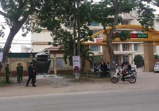 Vụ cây ATM bị nổ như bom: Ngân hàng khẳng định không bị mất tiền