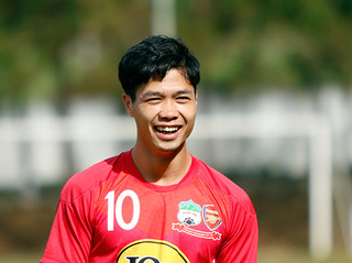 Thách đấu Công Phượng, HLV Park Hang Seo nhận kết quả bất ngờ