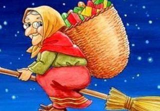 Có thể bạn chưa biết, câu chuyện về bà già Noel