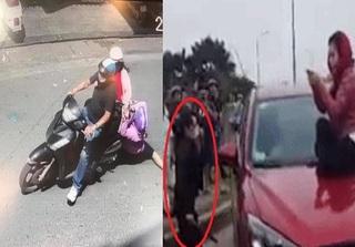 Những màn đánh ghen gây 'náo loạn' từ đường phố đến MXH năm 2017