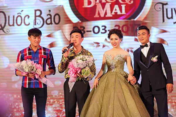 Đám cưới sang chảnh 2017: Chi phí bạc tỉ, khách mời là sao Việt6