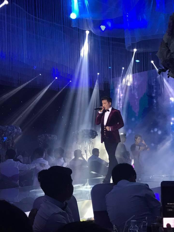 Đám cưới sang chảnh 2017: Chi phí bạc tỉ, khách mời là sao Việt9