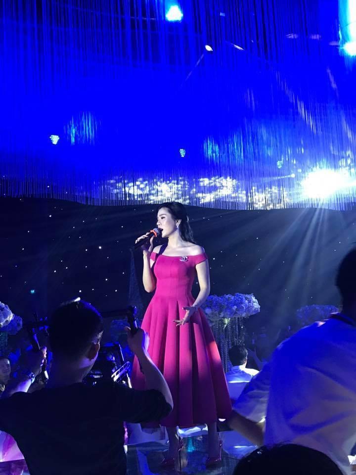 Đám cưới sang chảnh 2017: Chi phí bạc tỉ, khách mời là sao Việt11
