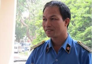 Thanh tra giao thông bác việc tố sếp bảo kê xe quá tải