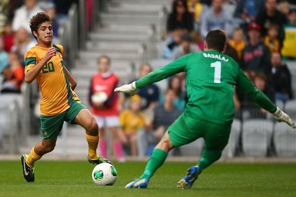 U23 Australia sẽ so tài với U23 Việt Nam và tháng 1 tới