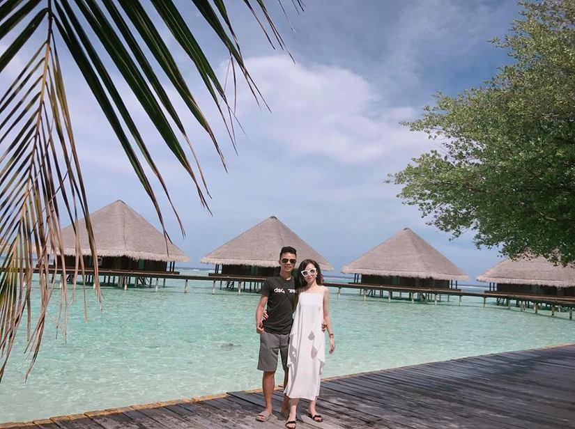 Chồng nhà người ta tặng vợ những kỳ nghỉ đắt giá nơi trời Âu1