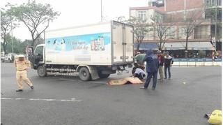 Đà Nẵng: Cụ ông 81 tuổi đi bộ qua đường bị xe tải cán tử vong