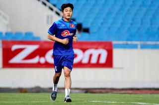Tiền vệ Xuân Trường khiến HLV Park Hang Seo kinh ngạc