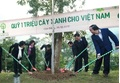 """""""Quỹ 1 triệu cây xanh"""" của Vinamilk ngược đến Cao Bằng"""