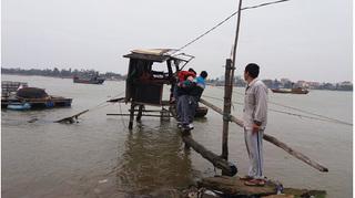 Quảng Bình: Bắt cá trên sông, người đàn ông bị dây cu-roa siết tử vong