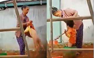 Công an triệu tập bảo mẫu bạo hành vùng kín bé 2 tuổi ở Đắk Nông