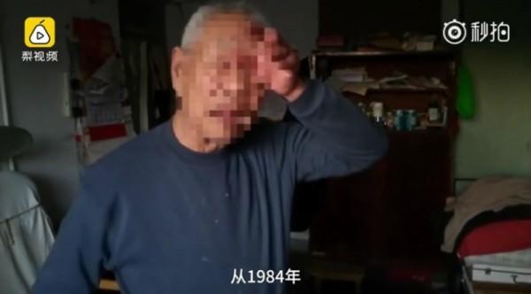 cụ ông 80 tuổi