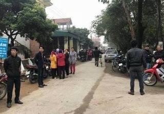 Thanh Hóa: Nghi án chồng sát hại vợ và 2 con gái