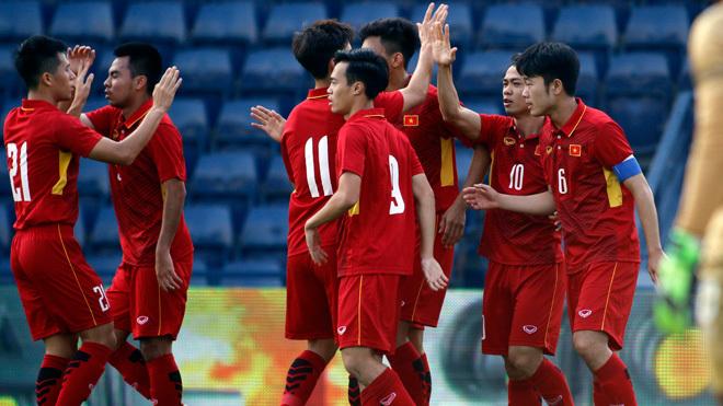 U23 Việt Nam đón tin vui từ các trụ cột