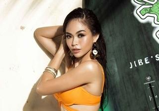 Mâu Thuỷ là thí sinh có hình thể đẹp nhất Hoa hậu Hoàn vũ Việt Nam