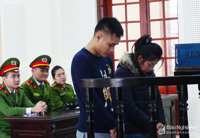 Cặp vợ chồng hờ buôn bán trẻ em sang Trung Quốc lĩnh án
