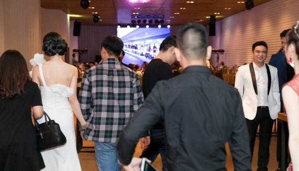 Angela Phương Trinh bất ngờ chạm mặt tình cũ Chiêm Quốc Thái ở sự kiện